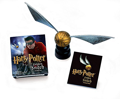 9780762428212: Harry Potter Golden Snitch Sticker Kit (Miniature Editions)