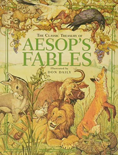 9780762428762: The Classic Treasury Of Aesop's Fables