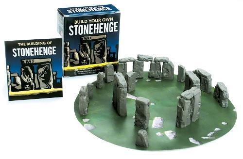 9780762428830: Build Your Own Stonehenge (Running Press Mini Kits)