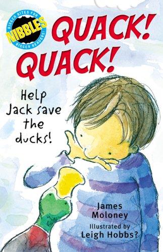 9780762429332: Quack! Quack!: Help Jack Save the Ducks! (Nibbles)