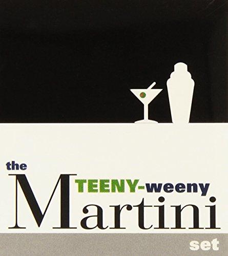 9780762429844: The Teeny-Weeny Martini Set