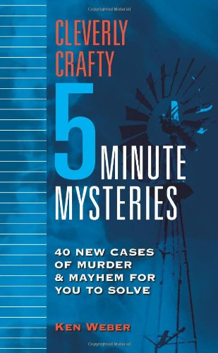9780762430017: Cleverly Crafty Five-Minute Mysteries
