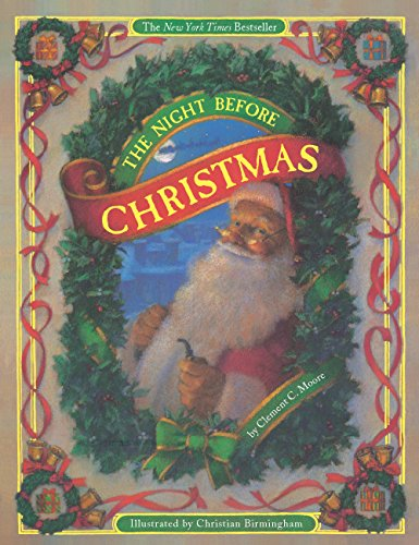9780762430147: The Night Before Christmas (board book)