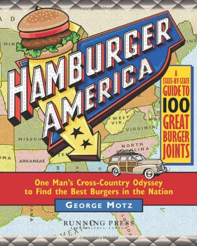 9780762431021: Hamburger America: One Man's Cross-Country Odyssey to Find the Best Burgers in the Nation [DVD]
