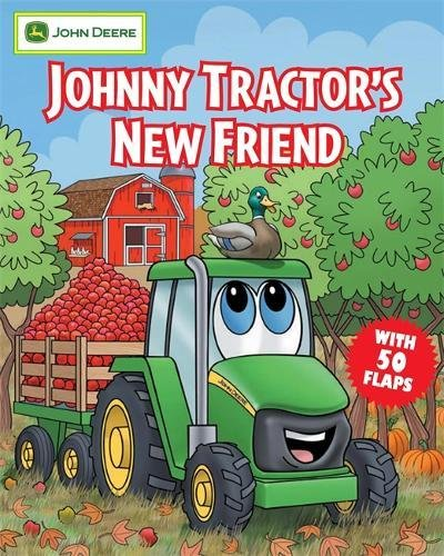 9780762431403: Johnny Tractor's New Friend