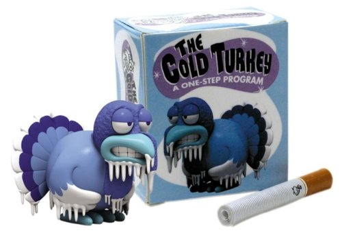 9780762431441: Cold Turkey Kit: A One Step Program (Running Press Mega Mini Kits)