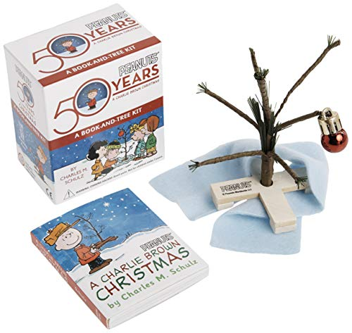 9780762431458: A Charlie Brown Christmas Kit: Book and Tree Kit: A Book-and-tree Kit (Running Press Mega Mini Kits)