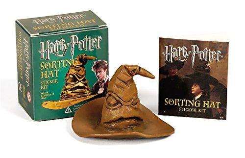 9780762431465: Harry Potter Sorting Hat Sticker Kit (Mega Mini Kits)