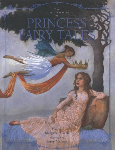 9780762431625: The Classic Treasury of Princess Fairy Tales