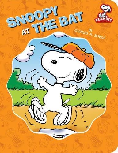 9780762432356: Peanuts: Snoopy at the Bat