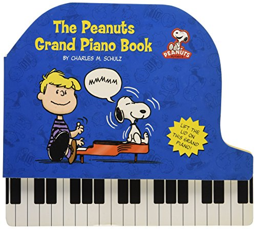 9780762432363: The Peanuts Grand Piano Book