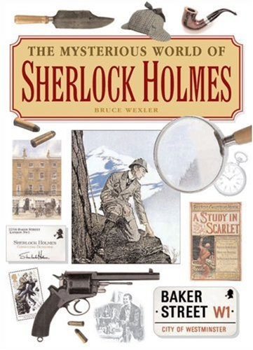 9780762432523: The Mysterious World of Sherlock Holmes