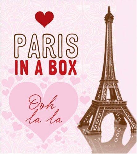 Paris in a Box: Ooh La La! (Mini Kit): Bouvier Servillas