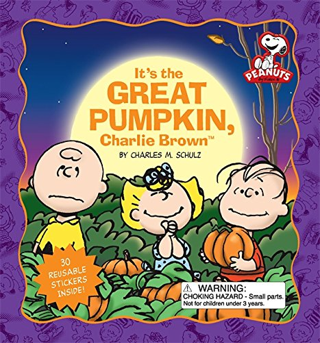 9780762433025: It's the Great Pumpkin, Charlie Brown (Peanuts (Running Press))