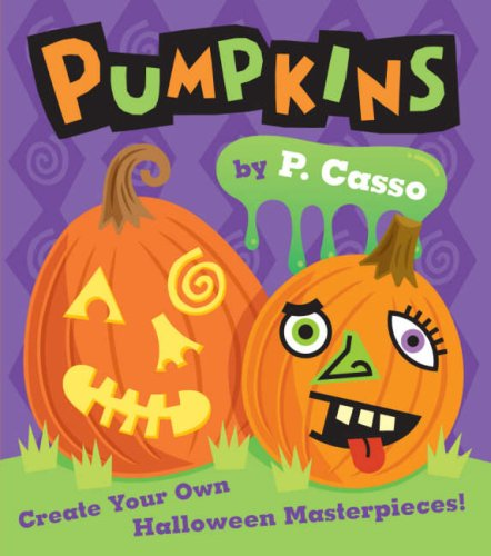 9780762433254: Pumpkins: Create Your Own Halloween Masterpieces! [With Magnets]