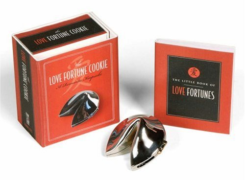 9780762433261: The Love Fortune Cookie: A Romantic Keepsake (Mega Mini Kit)