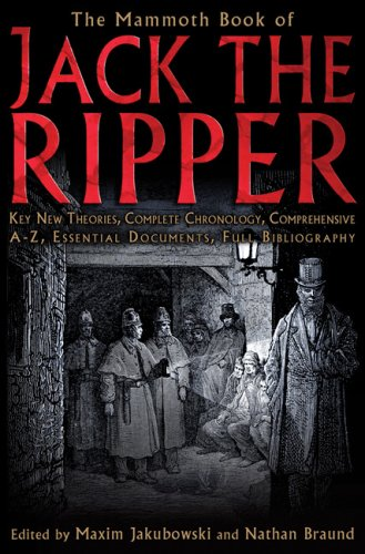 9780762433797: The Mammoth Book of Jack the Ripper