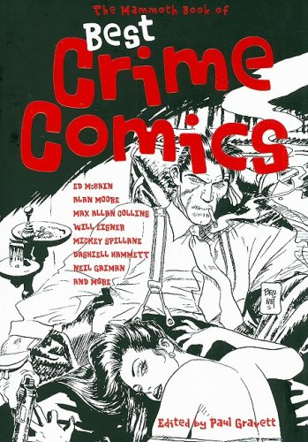 9780762433940: The Mammoth Book of Best Crime Comics