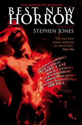 THE MAMMOTH BOOK OF BEST NEW HORROR 19: Jones, Stephen (editor)