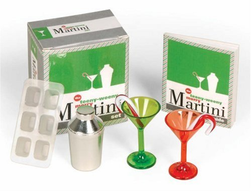 9780762434312: The Teeny-Weeny Merry Martini Set (Mega Mini Kits)