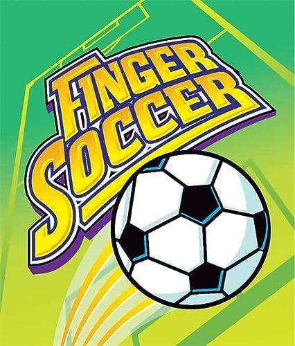 9780762435029: Finger Soccer