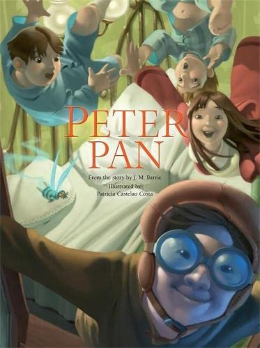 Peter Pan: From the Story by J.M.: Brooke Lindner
