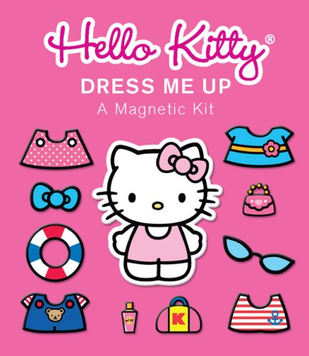 9780762435951: Hello Kitty: Dress Me Up: A Magnetic Kit