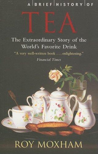 9780762436187: A Brief History of Tea