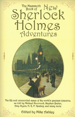 9780762436262: The Mammoth Book of New Sherlock Holmes Adventures