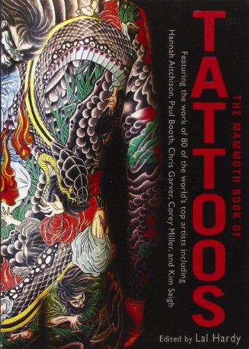 9780762436316: The Mammoth Book of Tattoos
