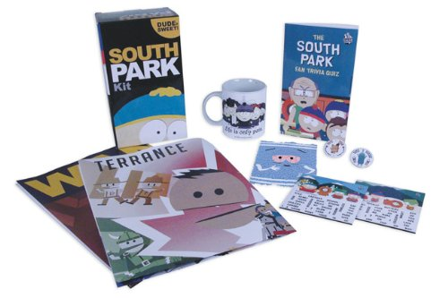 9780762436828: The South Park Kit: Dude, Sweet!