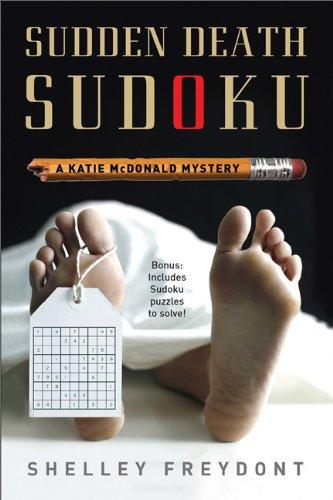 9780762436934: Sudden Death Sudoku: A Katie McDonald Mystery