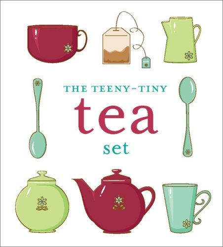 9780762437030: Teeny-Tiny Tea Set (Mini Kit)