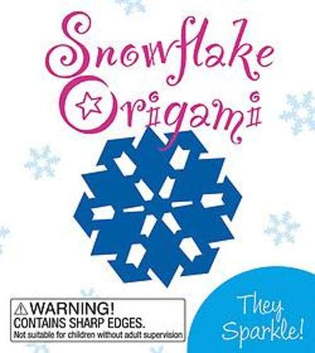 9780762437054: Snowflake Origami: They Sparkle!