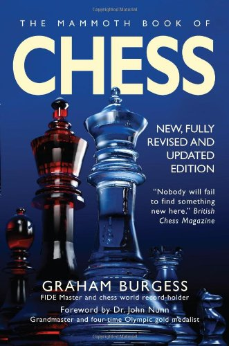 9780762437269: The Mammoth Book of Chess (Mammoth Books)