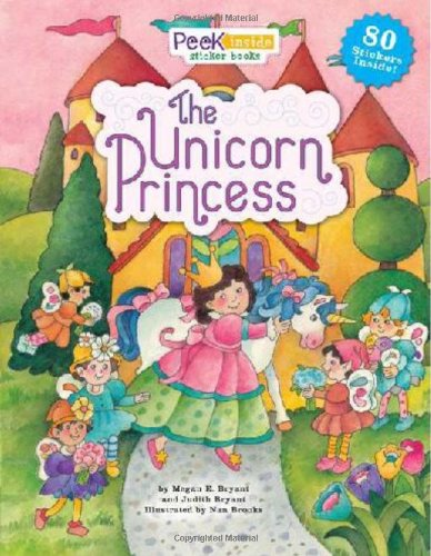 9780762437498: Peek Inside: The Unicorn Princess