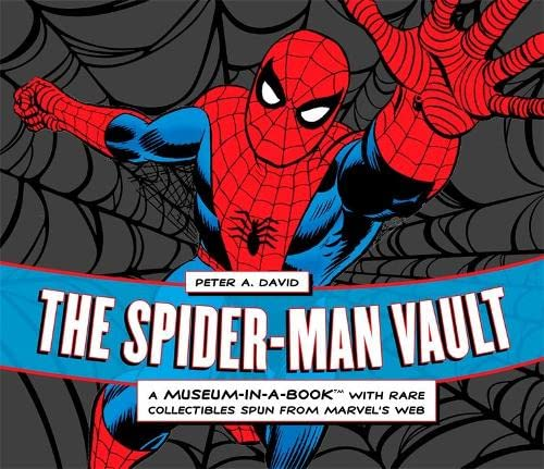 9780762437726: The Spider-Man Vault: A Museum-in-a-Book with Rare Collectibles Spun from Marvel's Web