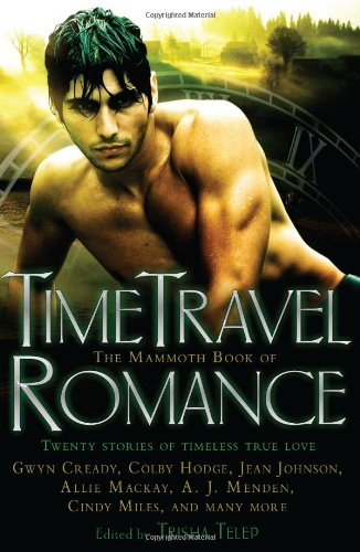 9780762437818: The Mammoth Book of Time Travel Romance
