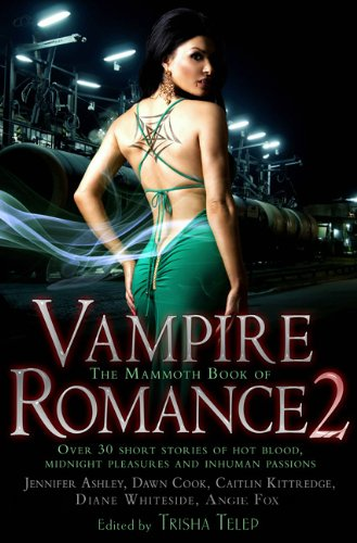 9780762437962: The Mammoth Book of Vampire Romance