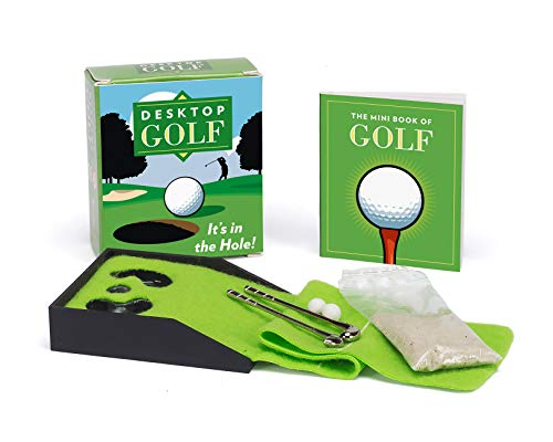9780762438150: Desktop Golf (Miniature Editions)