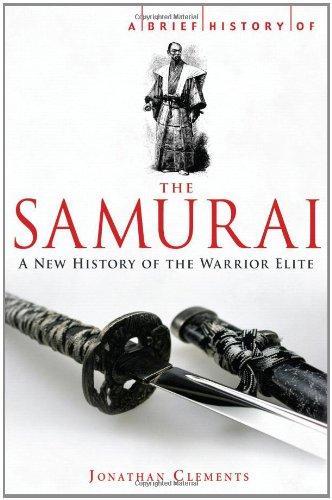 9780762438501: A Brief History of the Samurai (Brief History (Running Press))