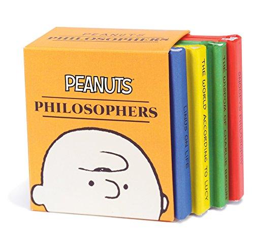 9780762438617: Peanuts Philosophers (4 vol. set)