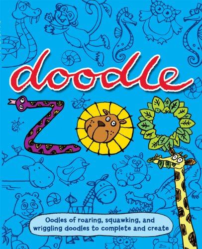 9780762438853: Doodle Zoo