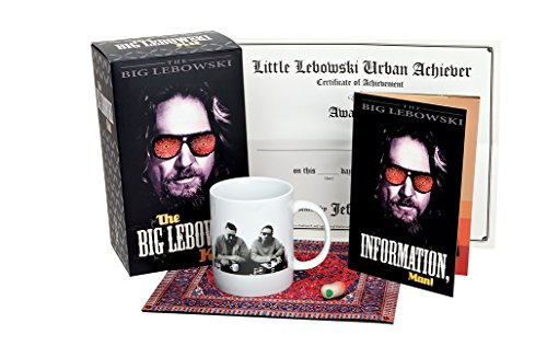 9780762439003: Big Lebowski Kit (Running Press Mega Kit)