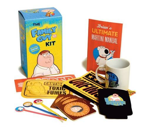 9780762439317: The Family Guy Kit: Includes Freakin' Sweet Crapola