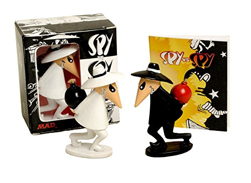 Spy vs. Spy (Mega Mini Kits) (0762439521) by MAD Magazine