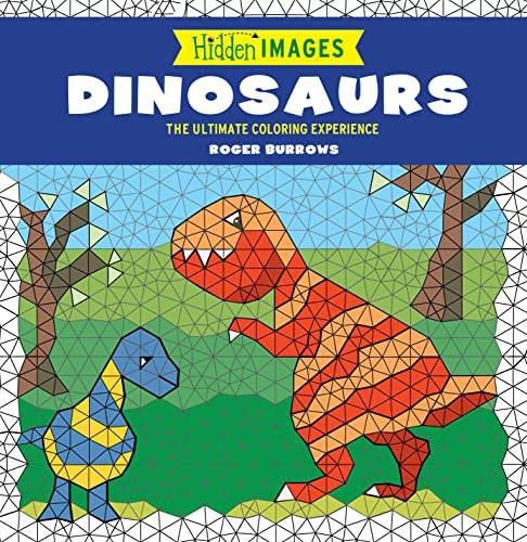 Hidden Images: Dinosaurs: Roger Burrows