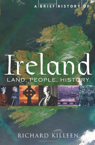 9780762439904: A Brief History of Ireland