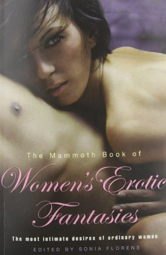 9780762440023: The Mammoth Book of Women's Erotic Fantasies