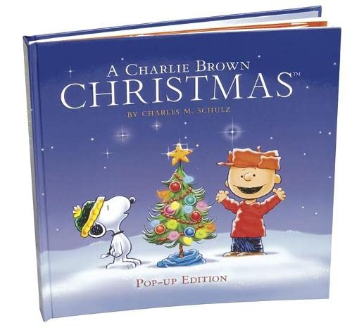 9780762440047: A Charlie Brown Christmas: Pop-Up Edition (Peanuts)